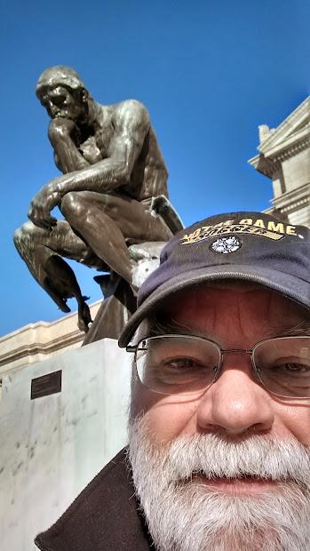 Rodin Thinker Cleveland