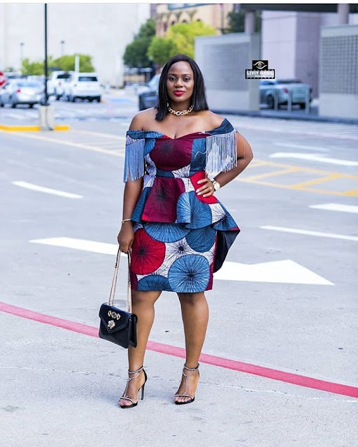 2019/2020 Trendy Chic Ankara Styles
