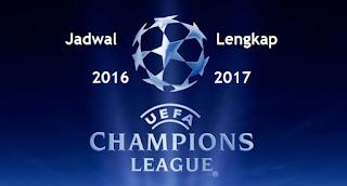 Jadwal dan Hasil Liga Champions Malam Ini, 14 September 2016 pict