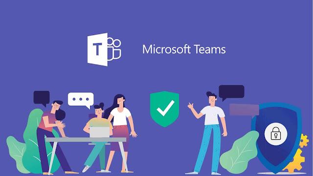 خدمة Microsoft Team