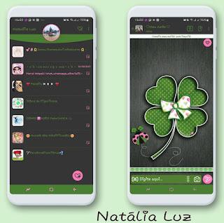 Flowers Theme For YOWhatsApp & Fouad WhatsApp By Natalia Luz