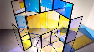 Modern Сolored Glass