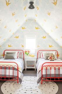 ارقي غرف نوم اطفال مودرن شيك جداً