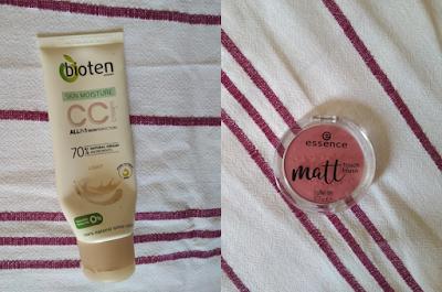Cc cream & blush