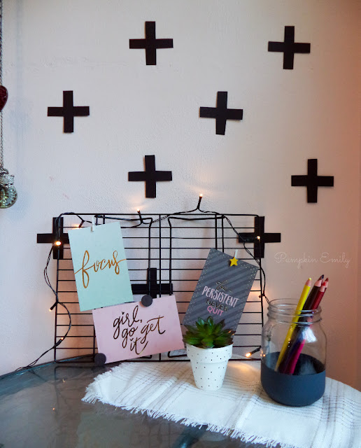 DIY Tumblr Decor & Organization Ideas