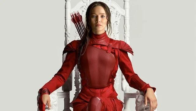 Jennifer Lawrence protagonizó la saga 'Los Juegos del Hambre'