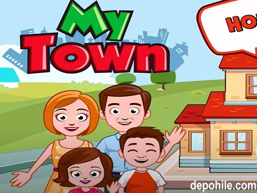 My Town Aile Evi v6.16 Oyunu Para, Yükseltme Hileli Mod Apk