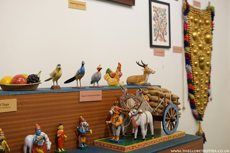 Handicraft museum at Shilparamam