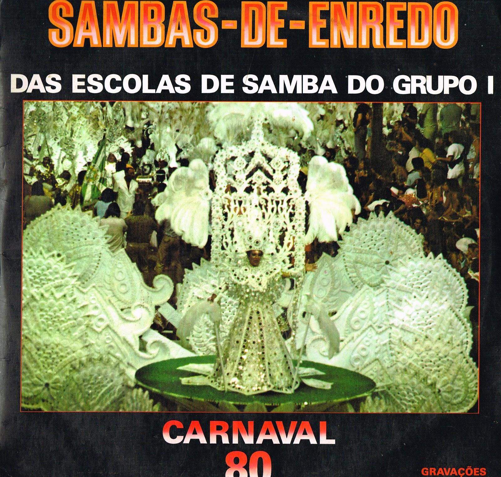 M sambas enredos 1979 e 1980 - Enredos de oficina ...