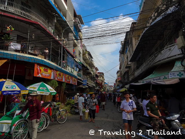 Phnom Penh street-life, Cambodia
