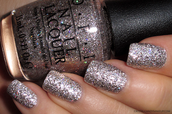 OPI Holiday 2015 Starlight Collection Swatches Ce-less-tial is More