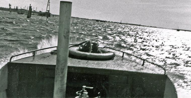 Kirjoittajan kuva 1950-luvulta