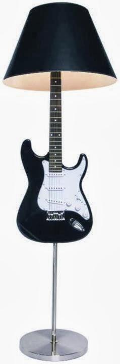 Lampara Guitarra