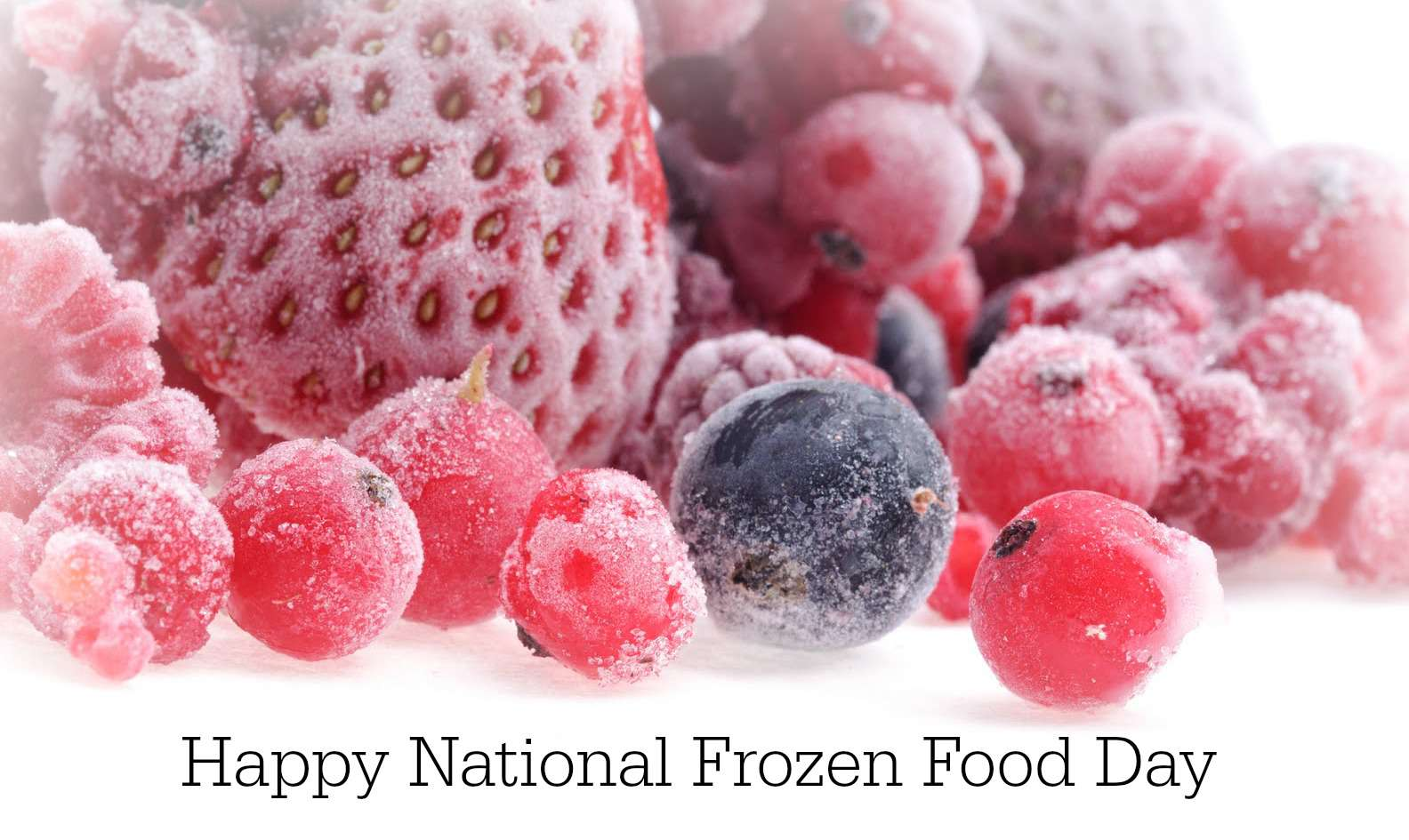 National Frozen Food Day Wishes Lovely Pics