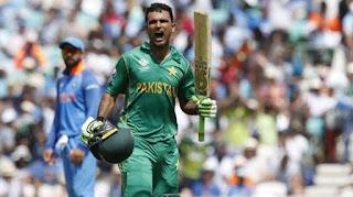 Fakhar Zaman 114 vs India Highlights