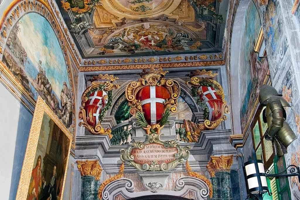 Palácio atual do Grão Mestre de Malta, em Valette