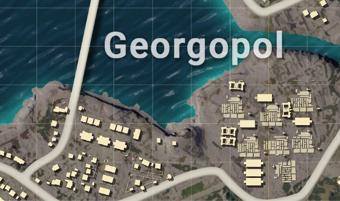 PUBG Mobile Pet Companion - Georgopol Tower