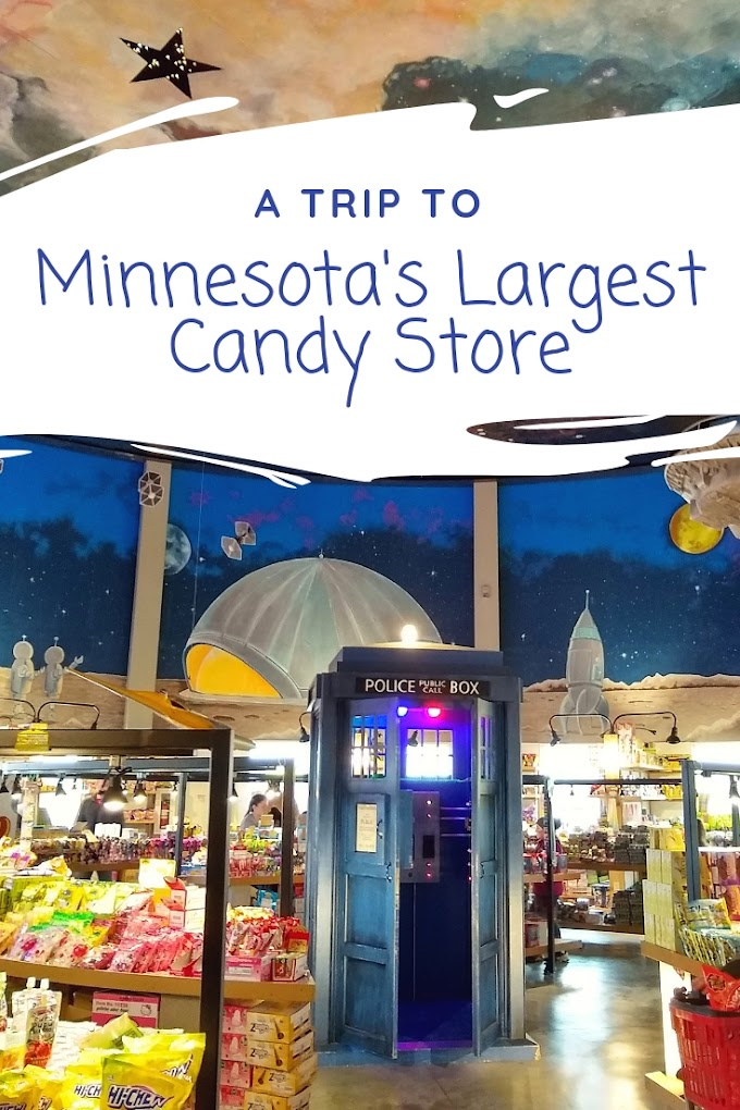 A Trip To Minnesota's Largest Candy Store