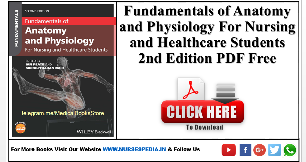 Anatomy And Physiology For Nurses Book