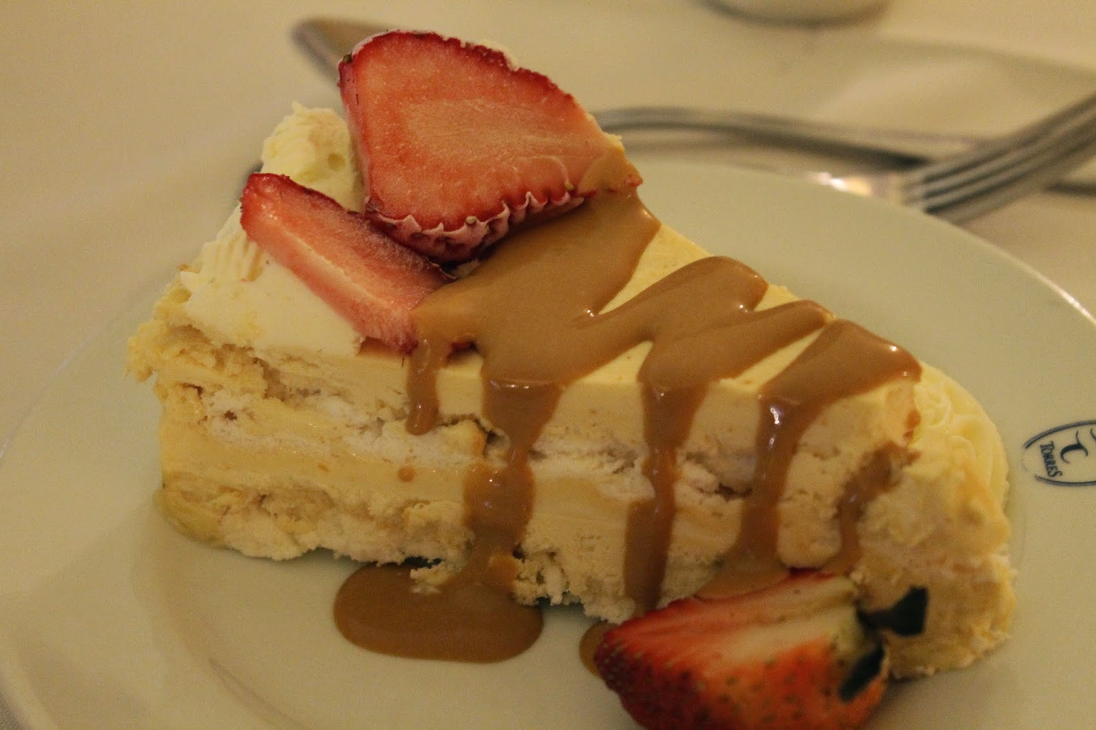 Chile dessert