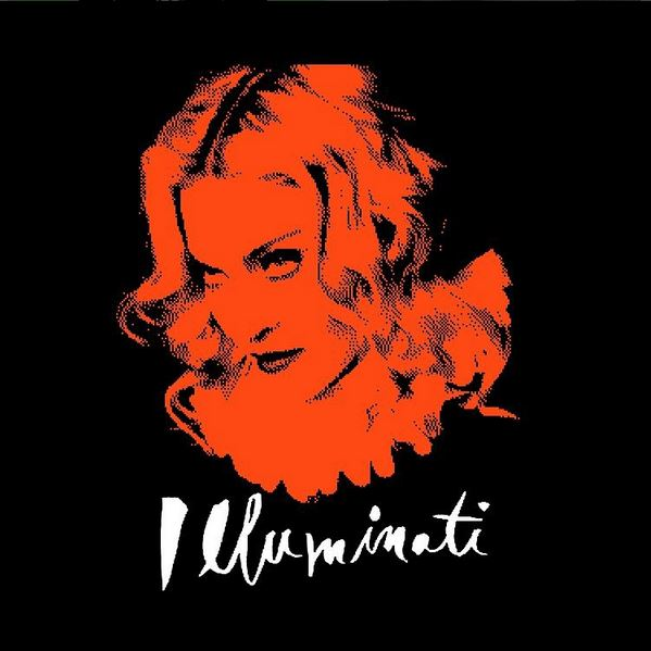 Madonna FanMade Covers: Illuminati