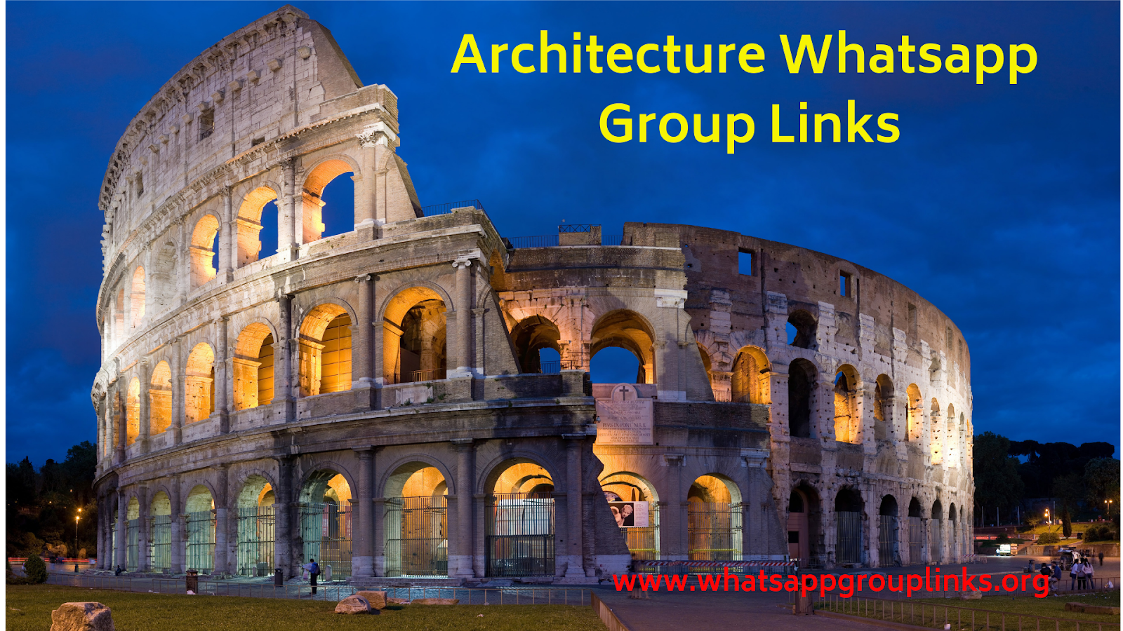 Join Architecture Whatsapp Group Links List Whatsapp Group Links