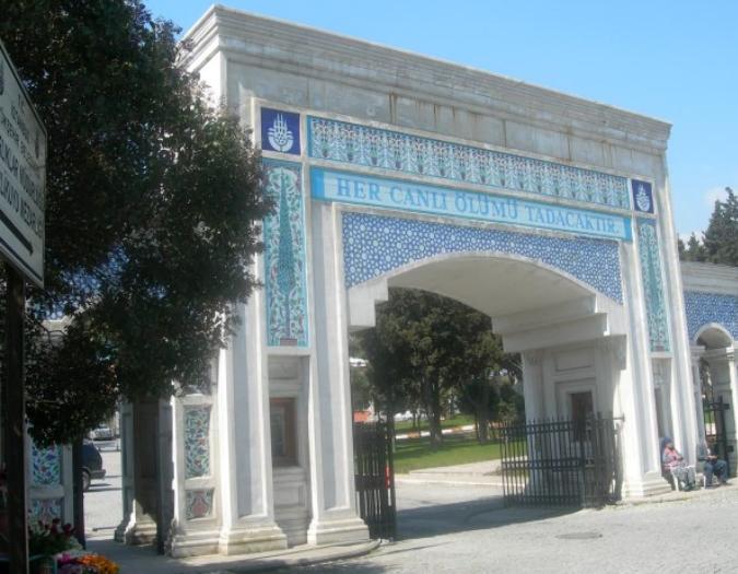 İstanbul Anadolu Yakası Mezarlık Müdürlüğü Mezar sorgula