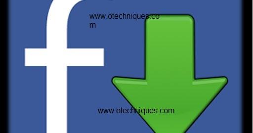 تطبيق تحميل الفيدوهات من الفيس بوك