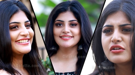 Ready to act in One song, 5 Scenes  – Manjima Mohan Exclusive Interview