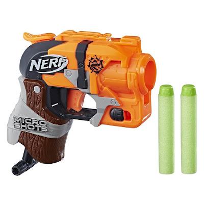 Súng Nerf Zombie Strike Micro Shots Hammersshot