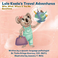 Operation Awesome #20Questions in #2020 of #NewBook Debut Author Dr. Tinita Kearney #lolakoala