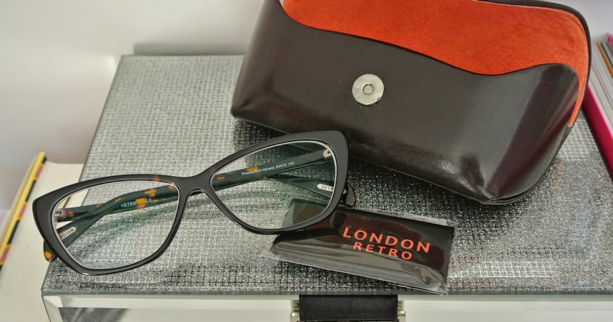 Glasses Direct | London Retro Presley Review | What Laura ...