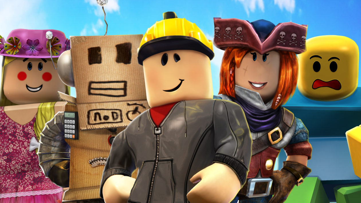 Best Roblox Games - March 2021