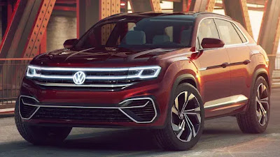 2020 Volkswagen Atlas Cross Sport Review, Specs, Price