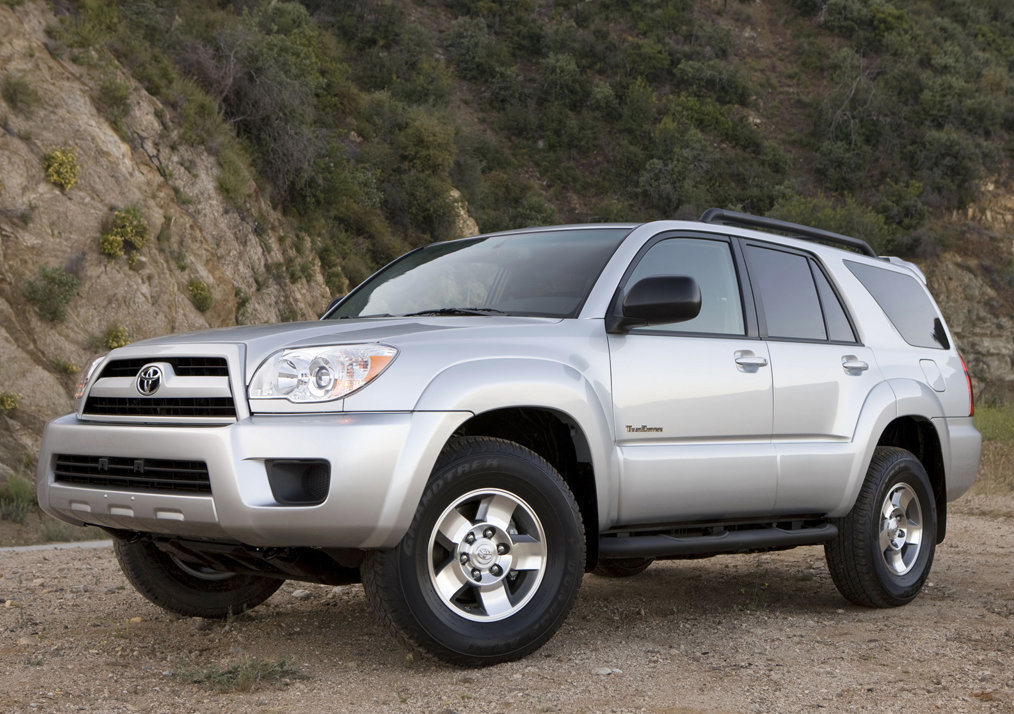 Toyota 4runner Sales Figures Gcbc