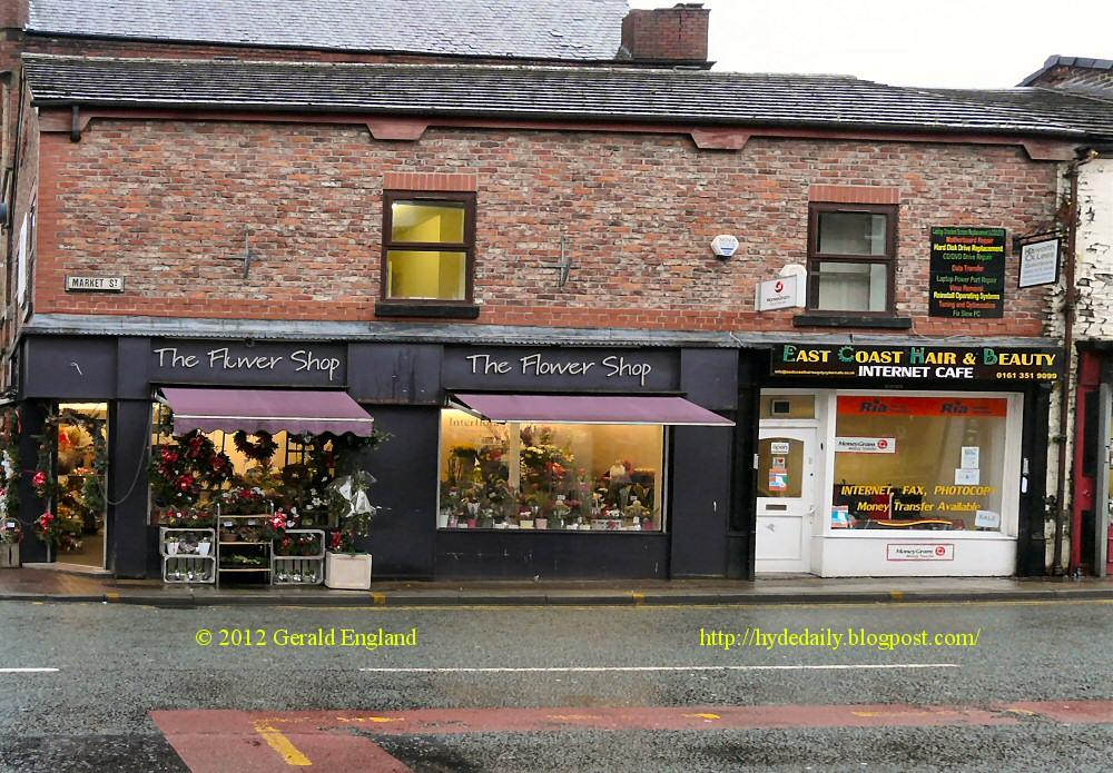 Hyde Xtra: Flower Shop and East Coast Hair & Beauty ...