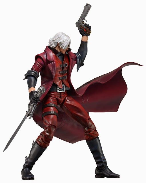 Dante Devil May Cry NECA Action Figure