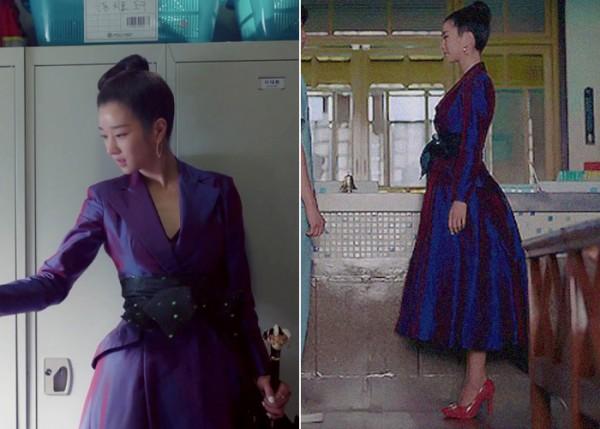 Seo Ye Ji Wears Prada