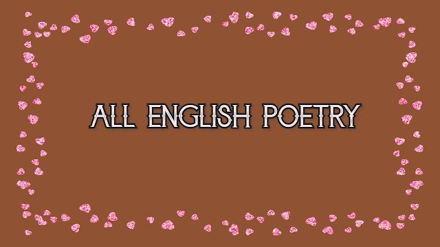 All English Poetry