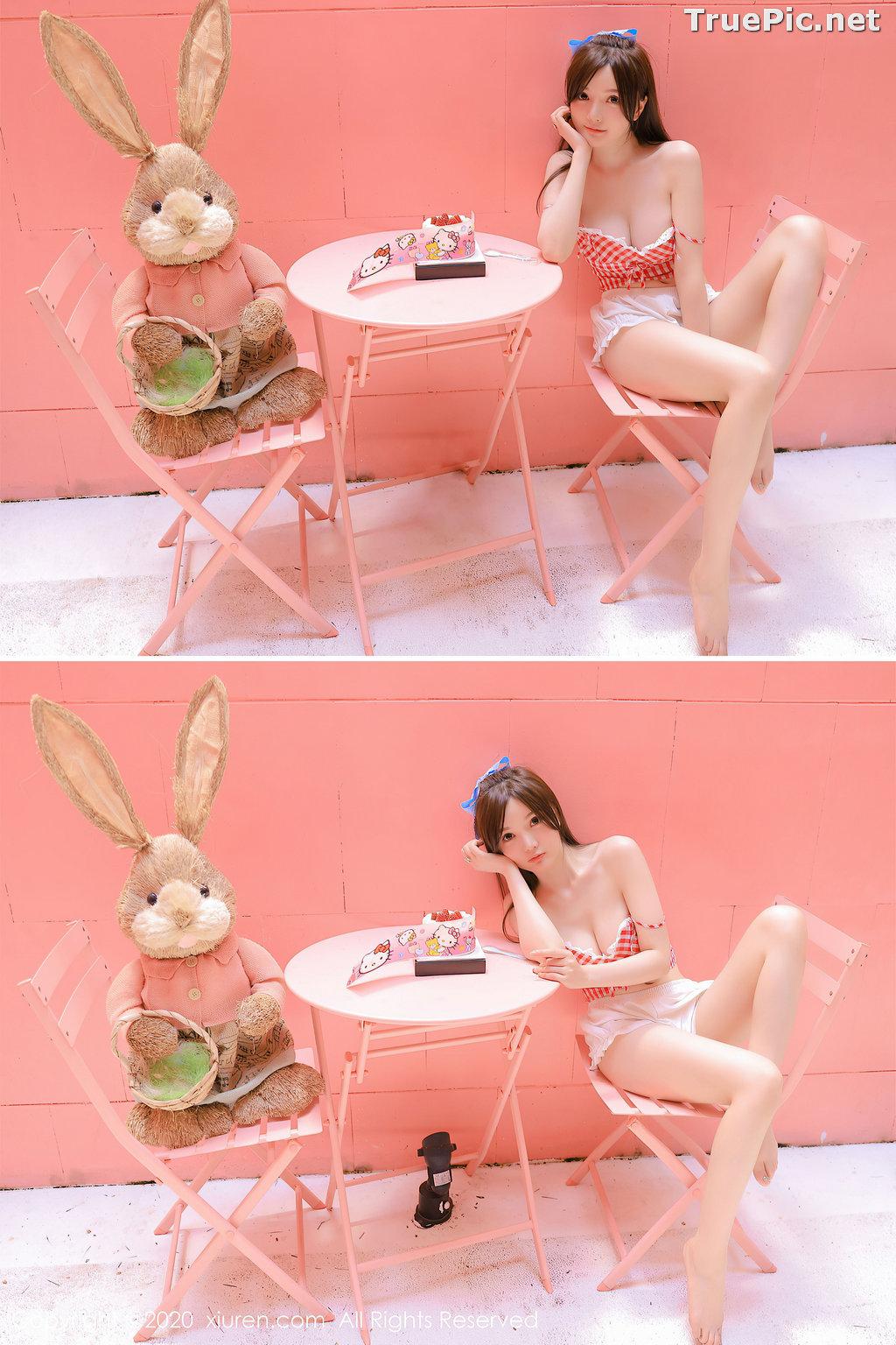 Image XIUREN No.2517 - Chinese Cute and Sexy Model - 糯美子Mini - TruePic.net - Picture-7