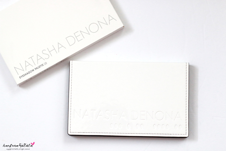 Natasha Denona Purple-Blue Eyeshadow Palette 28 Review, Swatches & MOTD