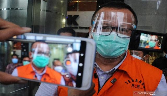 Edhy Prabowo: Saya Dibully Padahal Enggak Nyuri Uang Negara Sedikit Pun