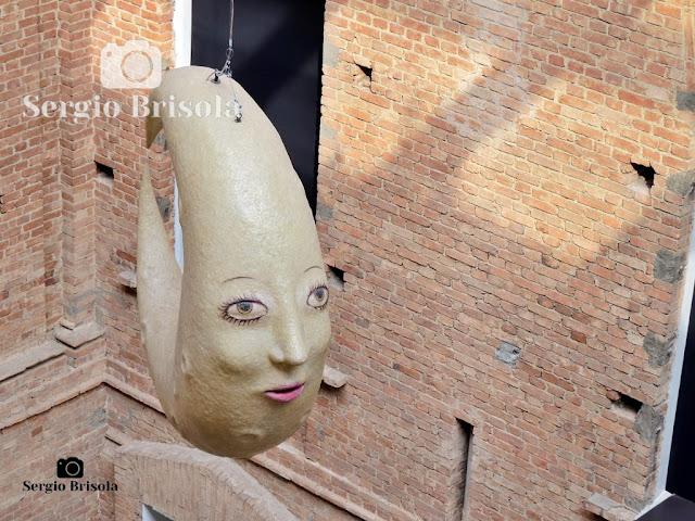 Escultura Ópera da Lua - OsGemeos