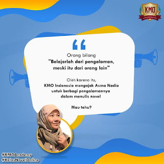 Kelas Novel Online Asma Nadia