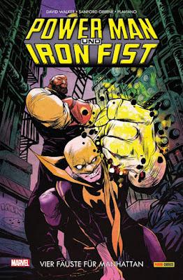 POWER MAN & IRON FIST 1 | Vier Fäuste für Manhattan