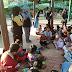Kesejahteraan Sosial UNIB Adakan Layanan Psikososial Bagi Anak-anak Korban Banjir Kota Bengkulu