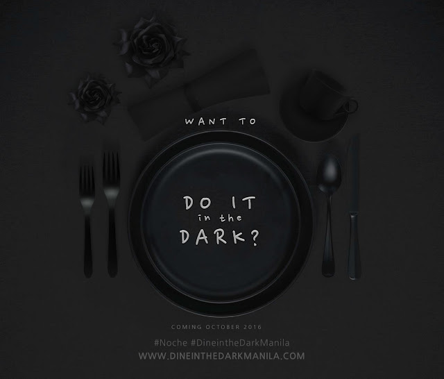 Dine in the Dark Manila