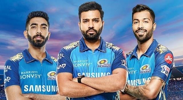 IPL 2021 : Mumbai Indians Full Players List