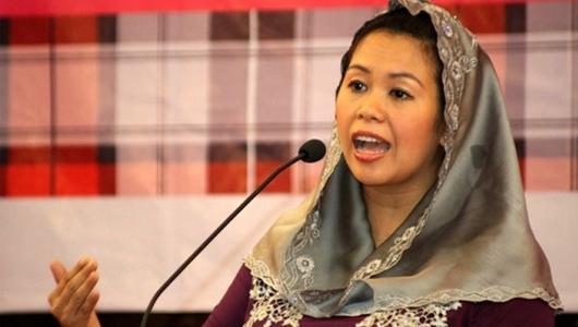 Yenny Wahid Optimistis Jokowi Menang di Jakarta