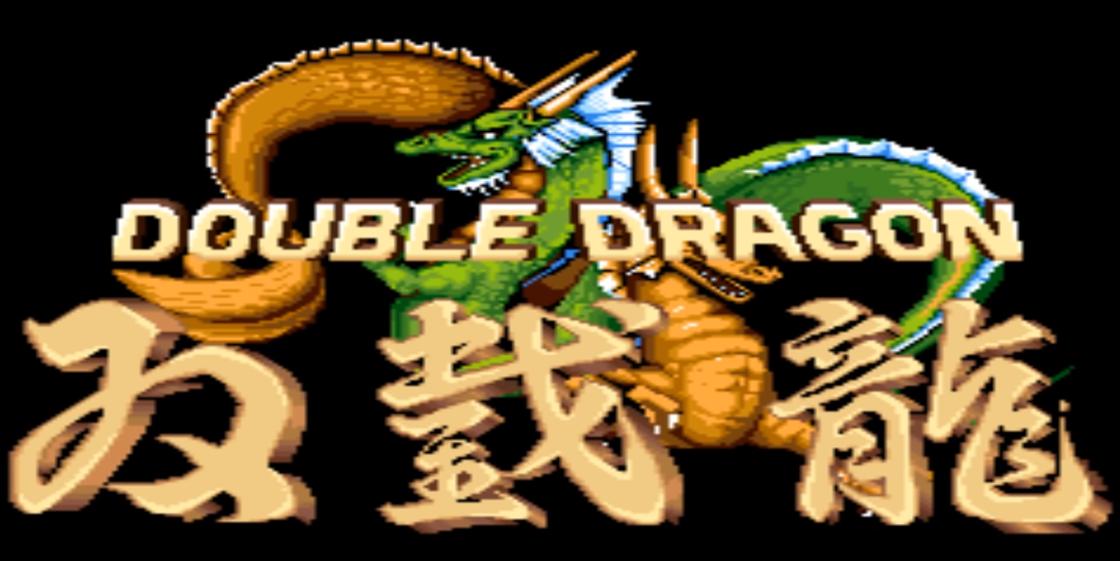 The Edge: Double Dragon Arcade Series (Atari VCS)